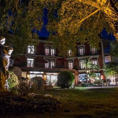 hotel de charme lourdes