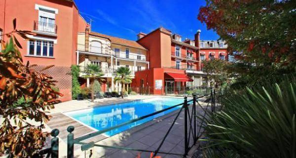 meilleur tarif hôtel 3 étoiles Lourdes