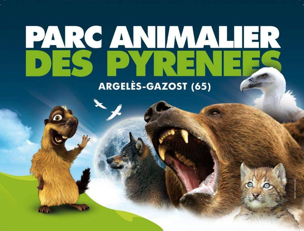 parc animalier des pyrenees