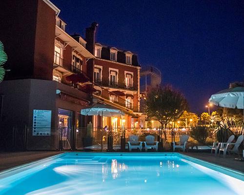 Hotel Lourdes avec piscine