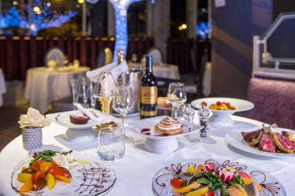 Restaurant week end à Lourdes
